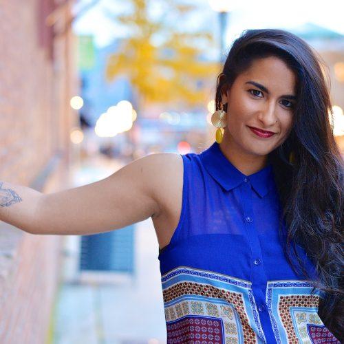 Photo of Anoushka Ratnarajah