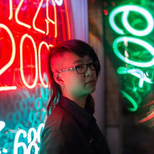 Photo of Jessica Leung