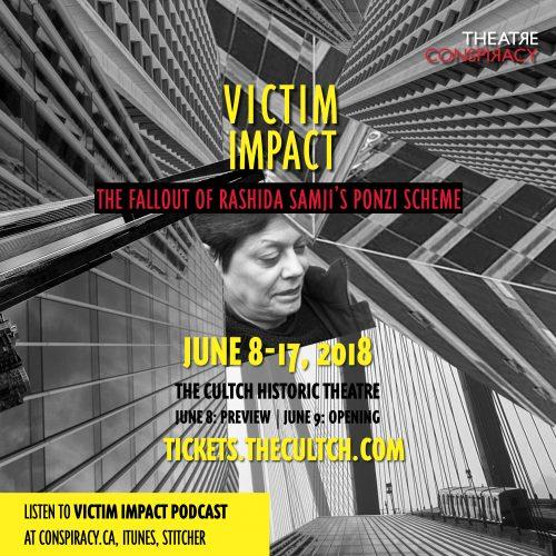 Victim Impact: Rashida Samji Fraud