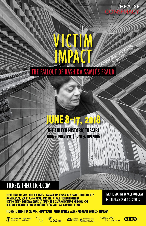 victim impact playwrights theatre centre