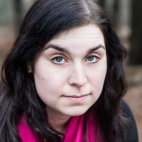 Photo of Rebecca Schneidereit