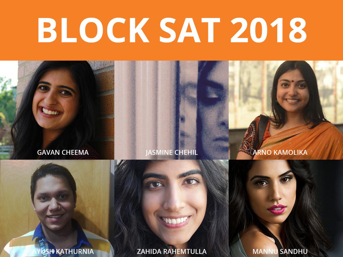 BLOCK SAT 2018