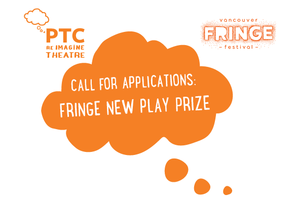 Fringe New Play Prize Call for Applications