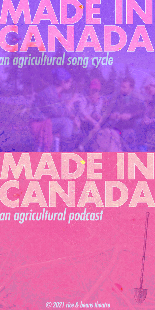 Image of Made in Canada: an agricultural song cycle and podcast