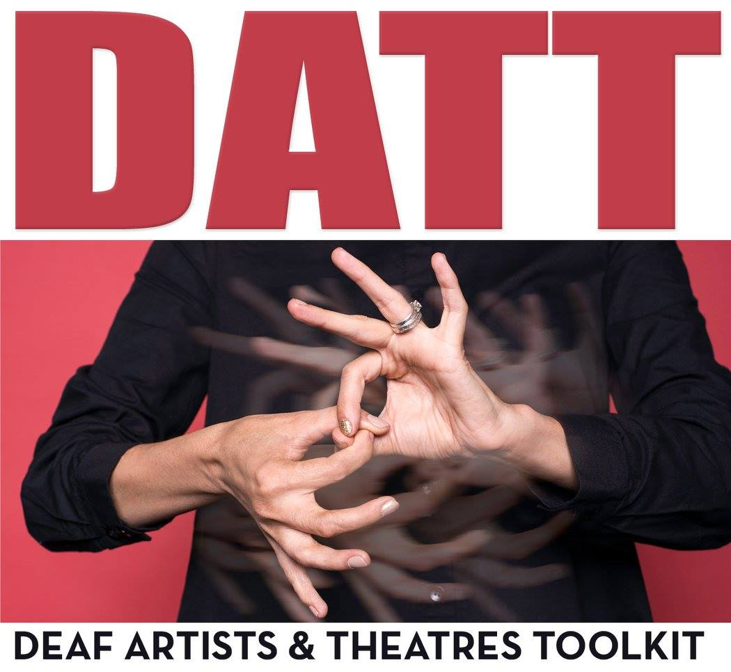 Deaf Artists & Theatres Toolkit