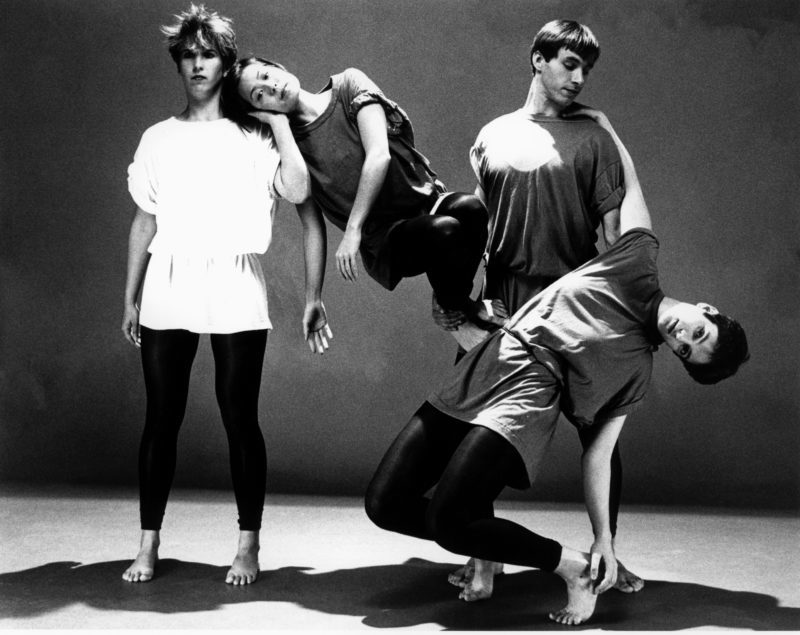 Kathryn-Ricketts-Denise-Fujiwara-Tom-Stroud-and-Tama-Soble-in-Making-Waves-mid-1980s-courtesy-of-Dance-Collection-Danse