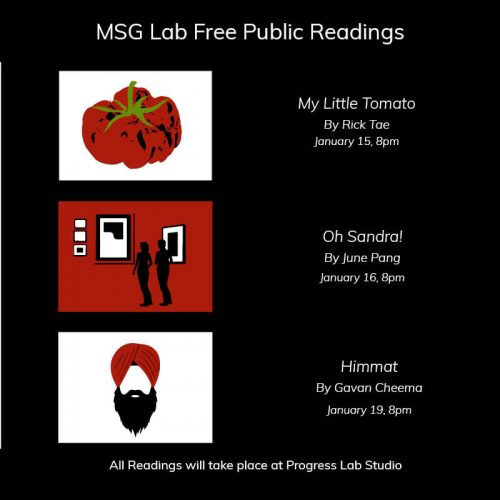 MSG Lab Readings 2020