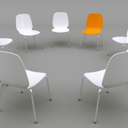Chairs-in-a-Circle