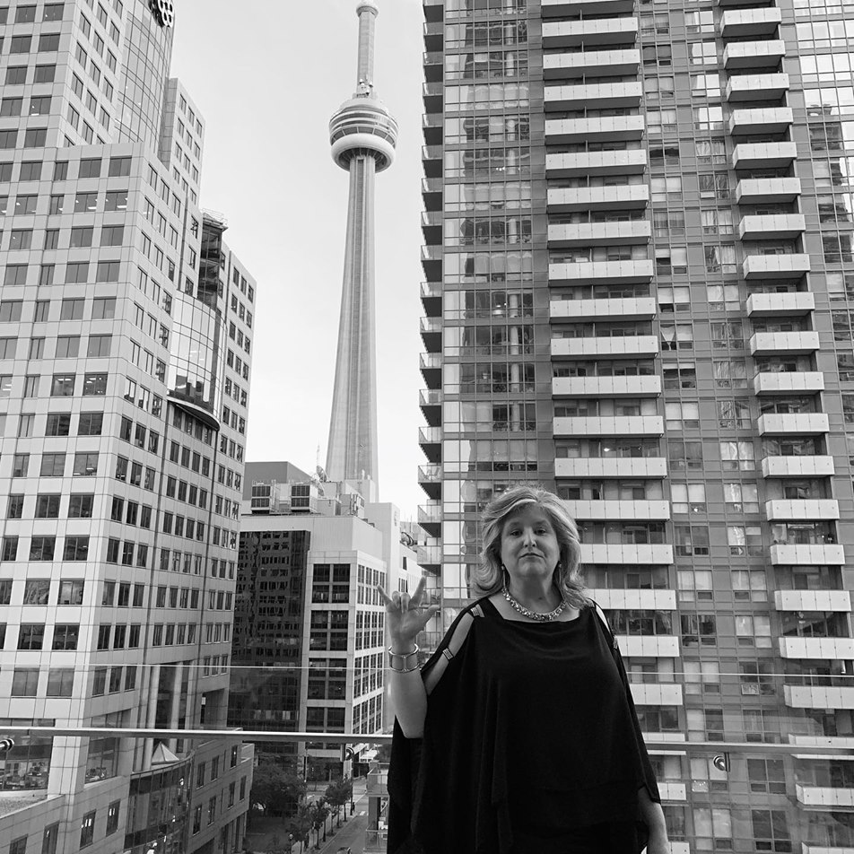 Catherine MacKinnon in Toronto