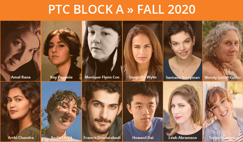 Block A Fall Cohort 2020