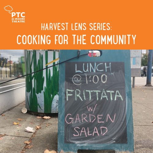 Harvest Lens Series Cooking for the Community
