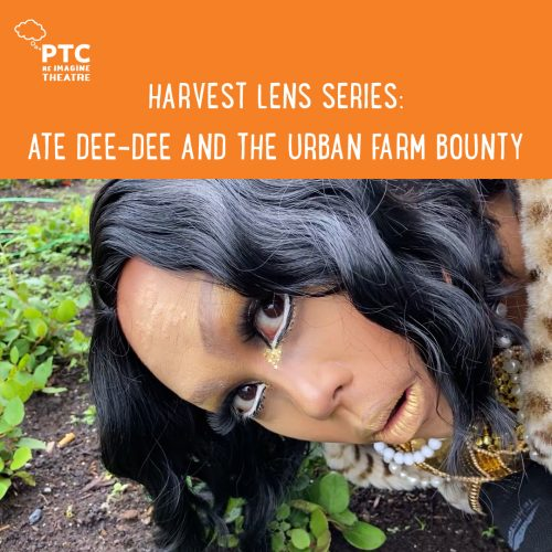 Harvest Lens Series Ate Dee-Dee and the Urban Farm Bounty