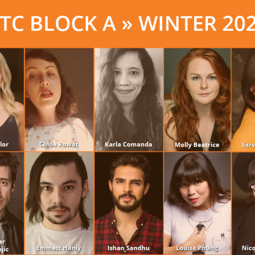 Block A Winter Cohort