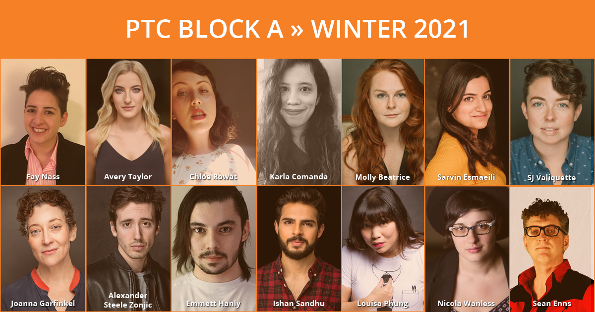 Block A Winter Cohort